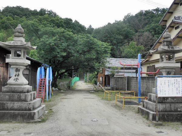 豊川 春日神社 (1)