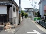 道標 上新田Ⅱ (1)