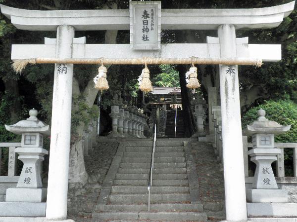 清水 春日神社 (9)