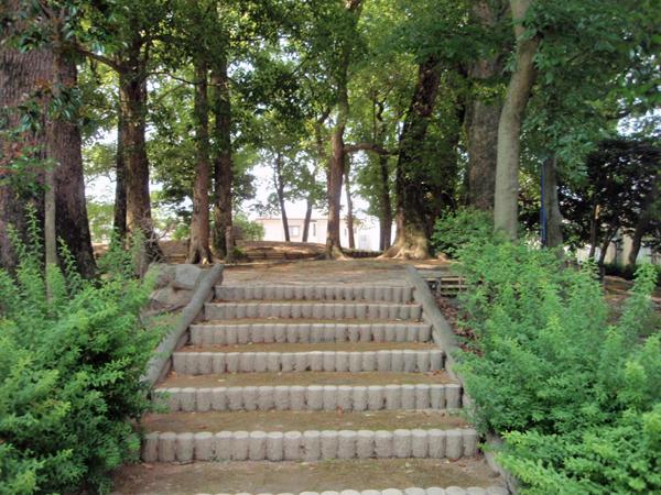 船詰神社旧址趾 (4)