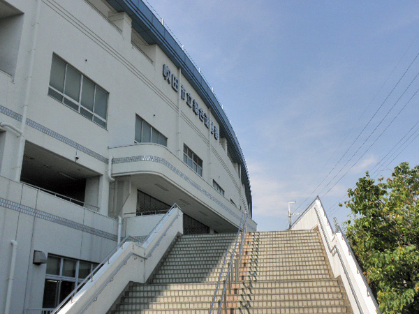 吹田市立総合運動場 (1)