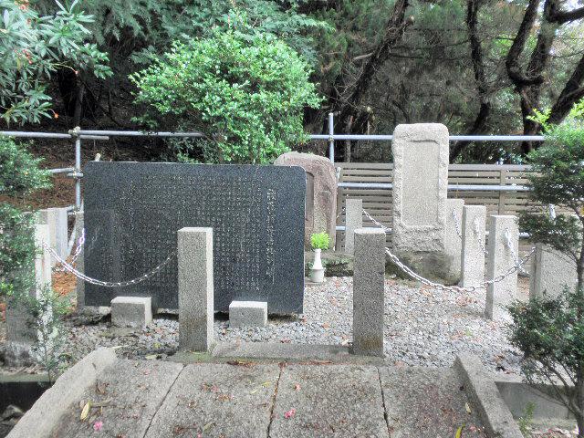 稲荷神社舊跡副碑 (5)