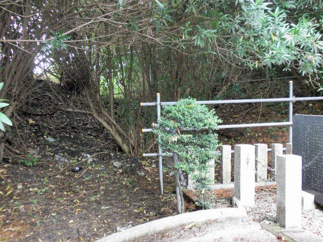 稲荷神社舊跡副碑 (4)