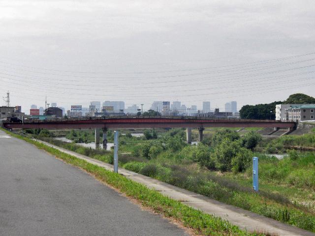 赤橋(利倉橋・新利倉橋) (1)