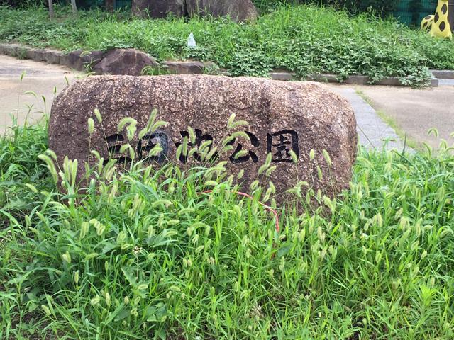 三田池公園 (1)