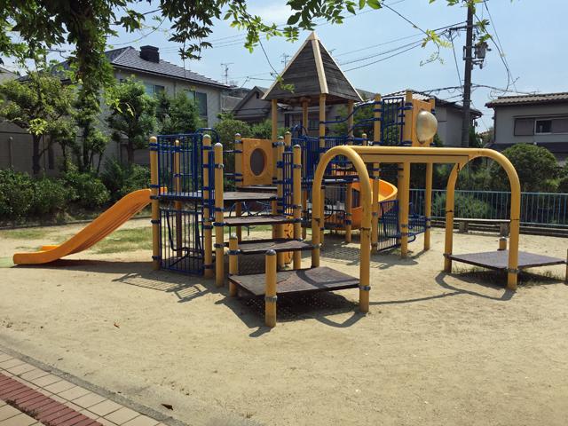 玉井町西公園 追加