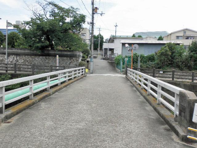 千里川 中道橋 (5)