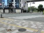 豊島公園 地蔵尊 東 (2) マチカネくん