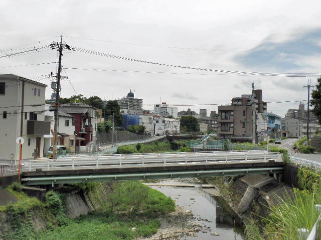 千里川 堤山橋 (1)