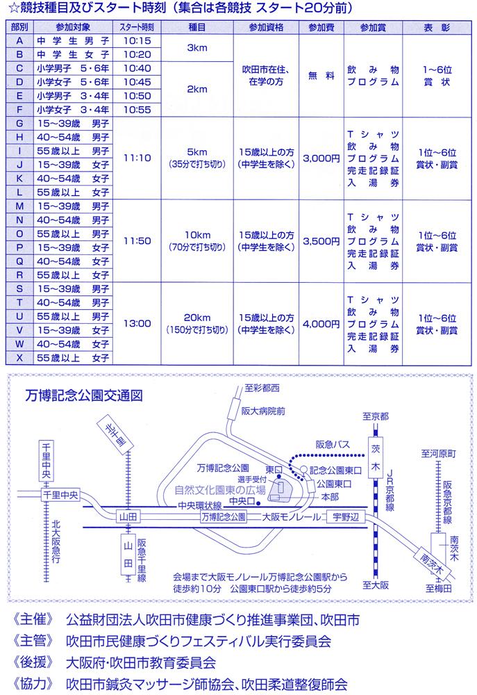 16吹田万博国際ふれあいマラソン (2)