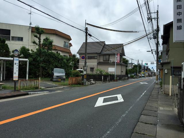 阪急バス 宮山駅 (1)