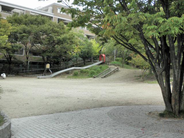 西緑丘新池公園 (3)