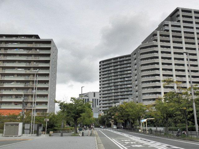 千里八景ビル群爽涼 (5)