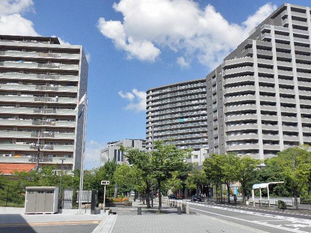 千里八景ビル群爽涼 (6)