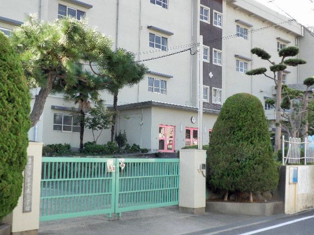 千成小学校16