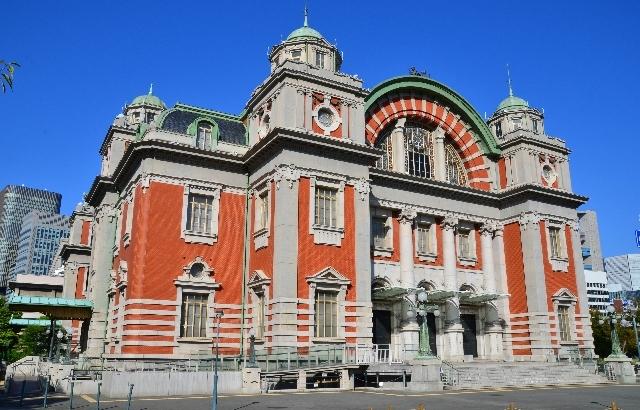 大阪市中央公会堂1611
