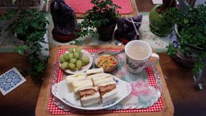 朝ご飯 色々サンド
