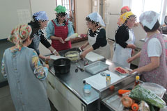 H28 韓国料理教室2