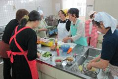 H28 韓国料理教室3