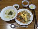 本日の韓国料理