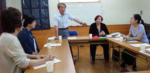 Yarn Bombing meeting ①1