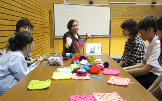 Yarn Bombing ② 3