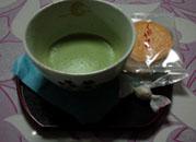母用お抹茶