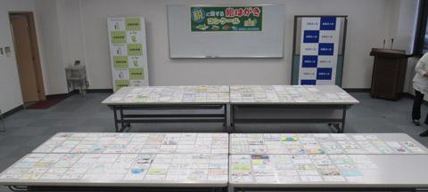 2016 絵ハガキ選考会