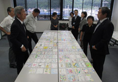 2016 絵ハガキ選考会3