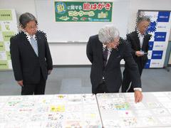 2016 絵ハガキ選考会6