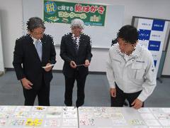 2016 絵ハガキ選考会7