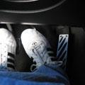 ヒールアンドトゥの足の使い方