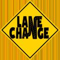 進路変更のロゴ