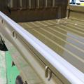 白いゲートプロテクター