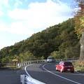 山道での加速