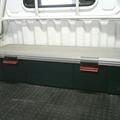 ポリプロピレンの荷台ボックス