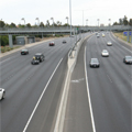 中央から見た高速道路2