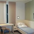 交通刑務所の部屋