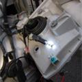 LEDランプの内側