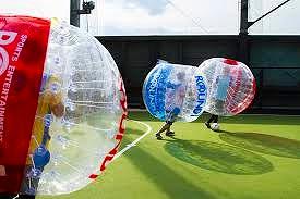 バブルサッカー1