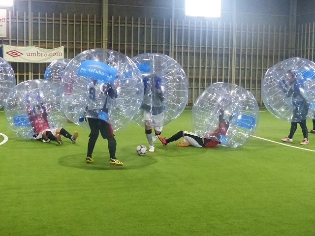 バブルサッカー2