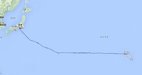 航跡図 -16
