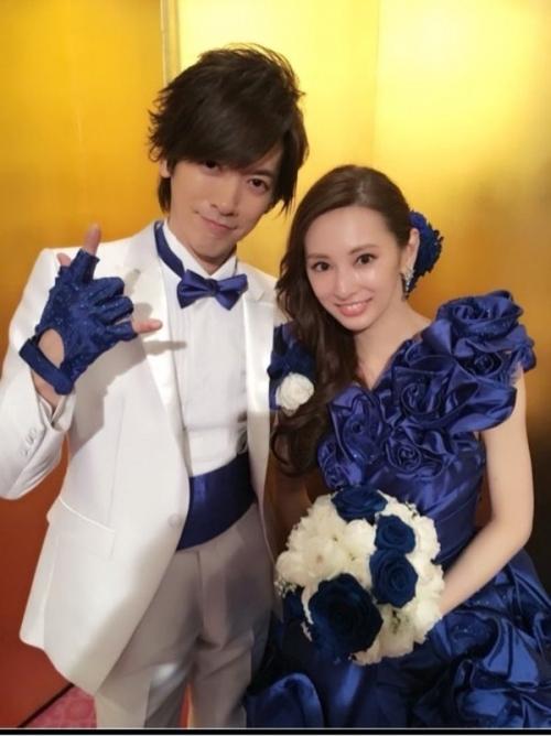 DAIGO、妻・北川景子のウェディング姿公開!「奇跡の連続でした」5