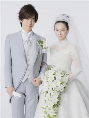 DAIGO、妻・北川景子のウェディング姿公開!「奇跡の連続でした」1