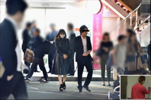週刊文春、NMB48木下春奈の不倫を報じる。相手は元NMB48室加奈子の姉の元旦那で詐欺で逮捕歴のある秋田新太郎1