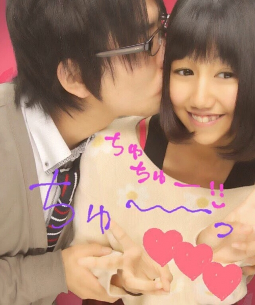 元欅坂46の原田まゆとのキス写真が流出した松岡幸一先生が懲戒処分 別の女子生徒2人にも不適切な発言を繰り返していたwww1