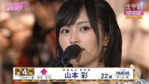 【AKB48】フジテレビ 第8回AKB48総選挙 ラスト30分間の視聴率17・6%だが本当の平均視聴率は約10%…4