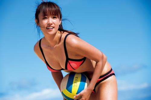 【画像】深田恭子、Wでビキニ写真集発売15
