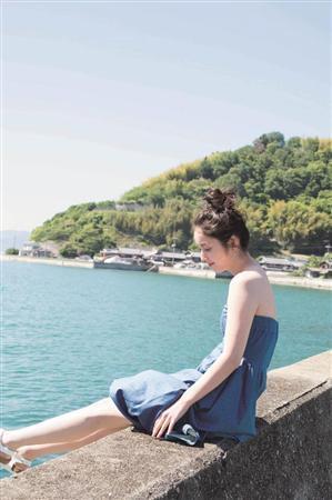 """【画像】佐々木希、お泊り旅行で見せる""""夜の顔"""" 写真集「かくしごと」で大胆さ意識3"""