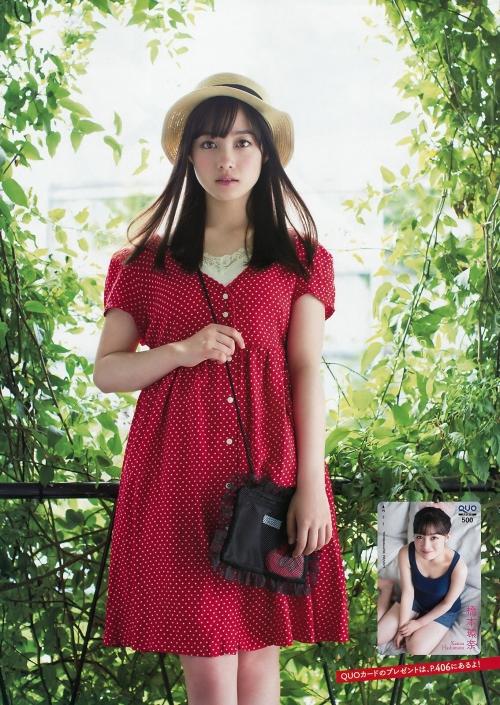 【画像】すっぴんの橋本環奈が可愛すぎる4